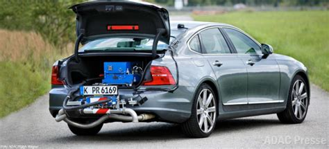 adac 6d temp adac testing finds new diesel cars cleaner than required