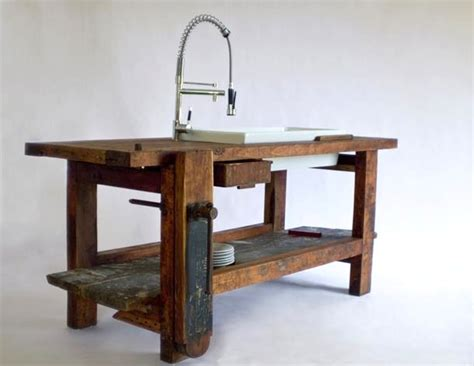 kitchen work bench let s stay cool industrial sinks