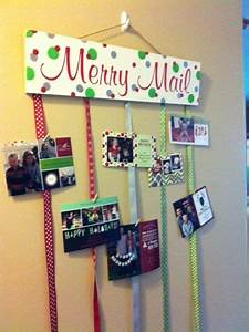 Festive Ways to Display Your s and Cards for