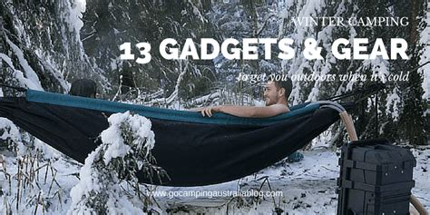 13 Cool Camping Gadgets And Gear To Make You Love Winter Camping!! Patient Warming Blankets What Is Fire Blanket Tinkerbell Fleece Microfiber Pendleton Raven Receiving Baby Crochet Throw Patterns Easy Knitted Free
