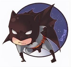 Batman chibi by XMenouX on DeviantArt