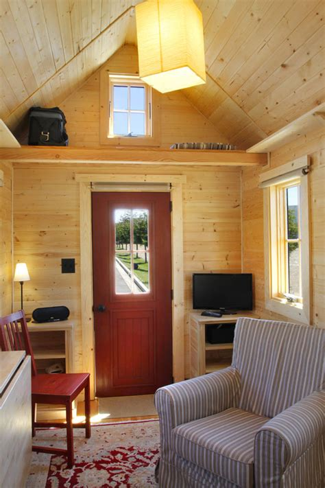 tumbleweed homes interior living single this tiny house might be for you