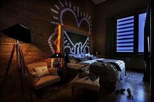 Graffiti Interiors, Home Art, Murals And Decor Ideas
