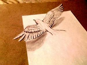 Como dibujar una paloma 3d dibujemos tv YouTube