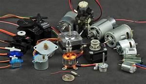 Dc Motor Nedir  Dc Motor  U00c7e U015fitleri Nelerdir