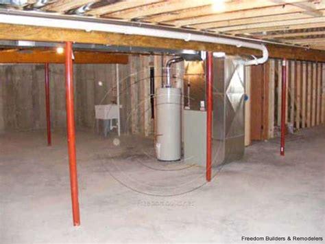 finishing a basement basement finish freedom builders remodelers