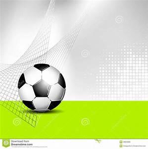 Soccer Ball Background Stock Vector - Image: 39829880