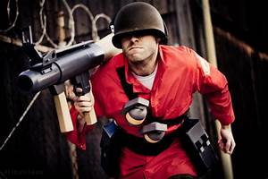 The Cauldron of Doom: Team Fortress 2 Costume: Ryan 1 ...