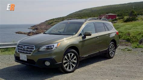 Outback News by New 2015 Subaru Outback Test Drive Review Newfoundland