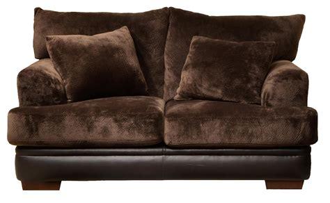 Sears Loveseat by Jackson Furniture Loveseat Chocolate