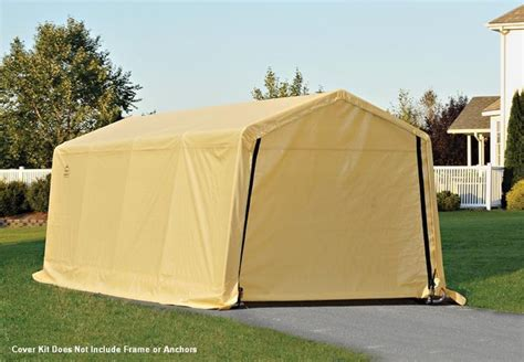replacement cover kit    portable garage