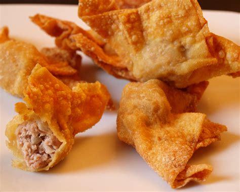 cuisine asiatique recette ravioli vietnamiens frits mangez moi fr