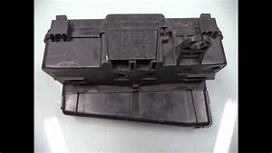 1998 Honda Accord Engine Fuse Box 38250-s84-a22