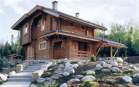 Tiny Häuser Aus Polen by Blockbohlenh 228 User Bis 200m 178 248 20 25cm Niedrigenergie