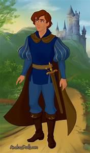 Prince Adam (Fairy Tale Prince Verison) by Leonheart27 on ...