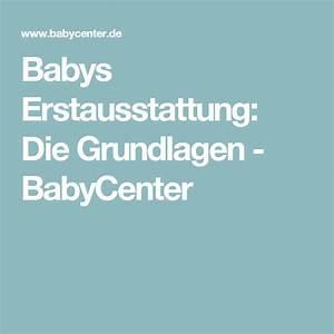 Baby Erstausstattung Liste Winter : babys erstausstattung die grundlagen babycenter baby essentials baby erstausstattung ~ Eleganceandgraceweddings.com Haus und Dekorationen