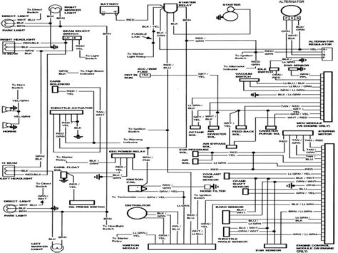 Ford Electrical Diagram Wiring Forums