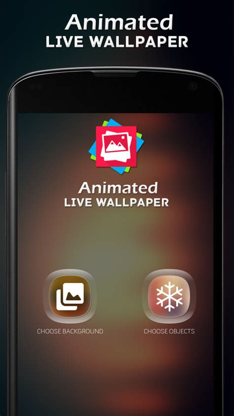 Animated Wallpaper Android App - animated live wallpapers app for android new android