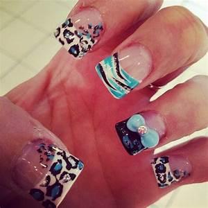 Cute Acrylic Nails | acrylic nails | my claws | Pinterest ...