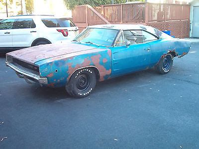 1968 Dodge Charger Cars For Sale