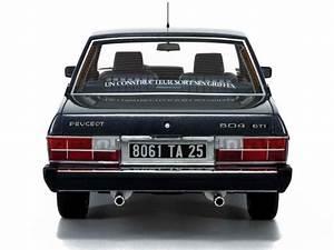 Peugeot 604 Gti : peugeot 604 berline gti 1984 ottomobile 1 18 autos miniatures tacot ~ Medecine-chirurgie-esthetiques.com Avis de Voitures