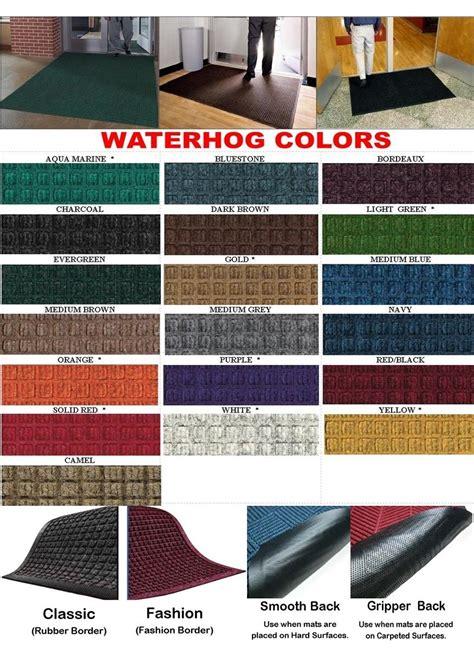andersen waterhog floor mats andersen waterhog classic floor mats