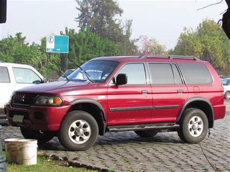 03 Mitsubishi Montero Sport by 2003 Mitsubishi Montero Sport Ls 4dr Suv 3 0l V6 4x4 Auto