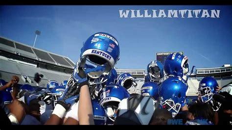 kentucky wildcats football  success youtube