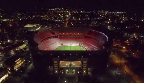 expect   bryant denny stadium lights
