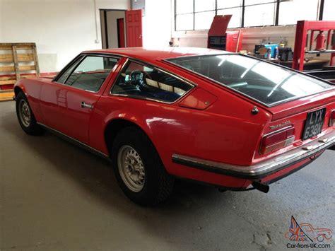 Maserati America by Maserati 4700 Indy America
