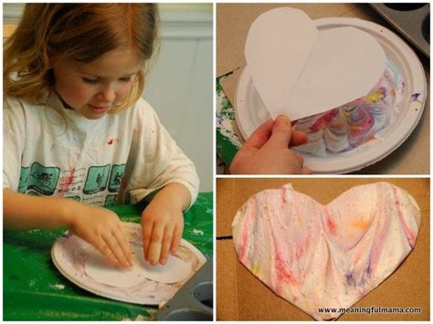 related image  images easy valentine crafts