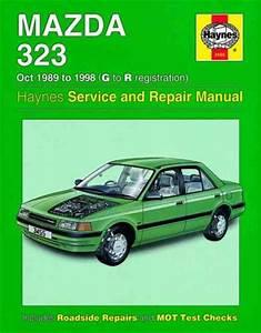 Mazda 323 1989 1998 Haynes Service Repair Manual