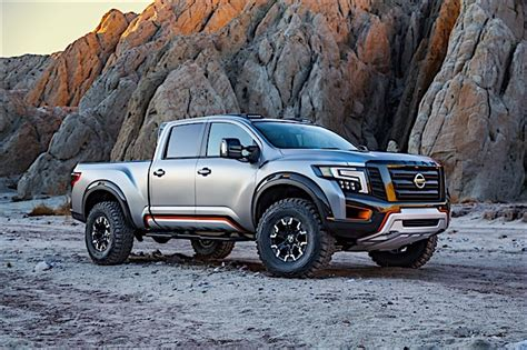 nissan trucks diesel ford raptor build powered did truck pickup titan concept comments f150