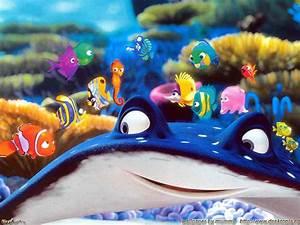 Mariang Sinukuan Files Pixar 25 Finding Nemo The Shark Bait