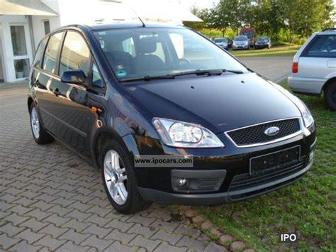 ford focus c max 2005 2005 ford focus c max car photo and specs
