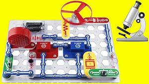 Learn How To Make Electronics With The Snap Circuit Junior