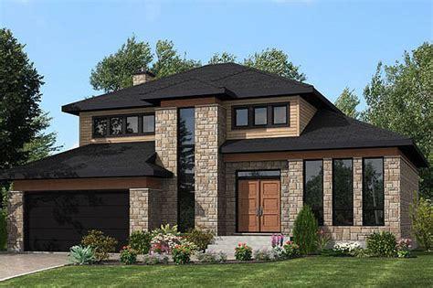 Modern Style House Plan - 3 Beds 1.50 Baths 2072 Sq/Ft