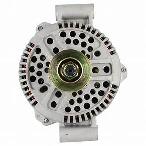 Powermaster 47768 Street Alternator  200a  Serpentine  12v