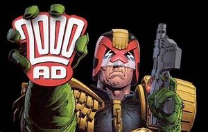Shock and awe: documenting the iconic comic 2000AD - The ...