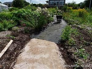 Allee De Jardin Facile : comment construire des all es chemins ou sentier de gravier au jardin ~ Melissatoandfro.com Idées de Décoration