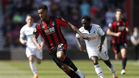 B'mouth 1 - 0 Swansea - Match Report & Highlights
