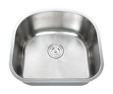 Pegasus Stainless Steel Undermount Kitchen Sinks by Pegasus Single Bowl Kitchen Sink 18 Universe