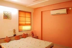 Orange Color Scheme For Living Room Bedroom Orange Color