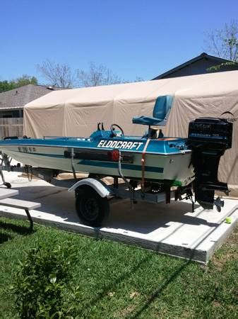 Used Boat Trailers Houston Tx by Eldocraft Boat For Sale