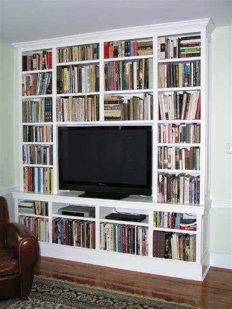 built  cabinetry   flat screen tv