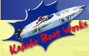 Fiberglass Boat Repair Barrie by Kahshe Boat Works Services