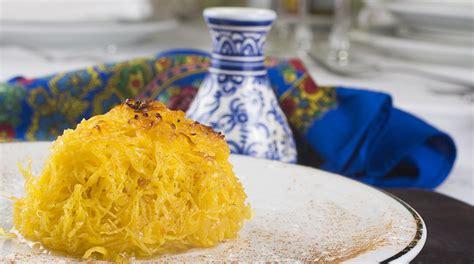 dessert portugais cuisine recette encharda de ovos dessert portugais aux jaunes d