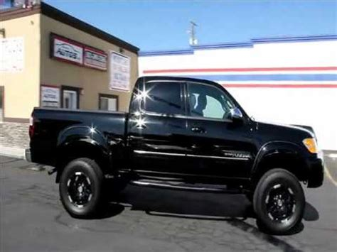 toyota tundra double cab sr iforce  autos