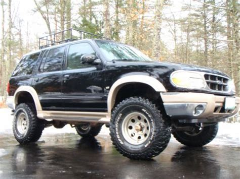 Find Used Heavily Modified 2001 Ford Explorer Eddie Bauer