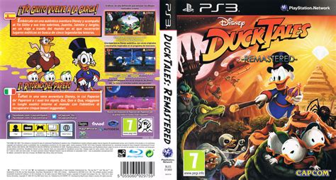 BLES01969 - DuckTales: Remastered